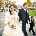 Svatební — podzimní svatba