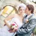 Svatební — růžová svatba